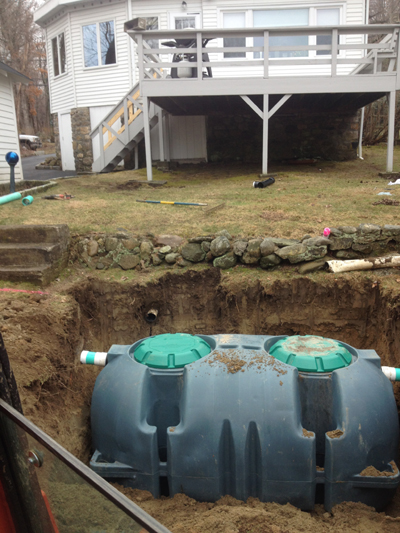 We have the experience to repair your septic system in Somers
