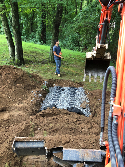 Yorktown is where we offer septic repair for over 36 years