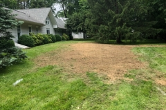 We completed this job in North Castle, septic repair done right