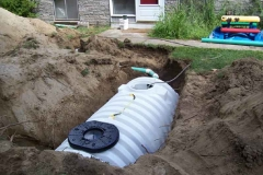 We put in work in Bedford NY and offer septic repair there