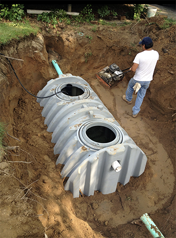 Somers, NY is a thriving community and we offer septic tank installation here